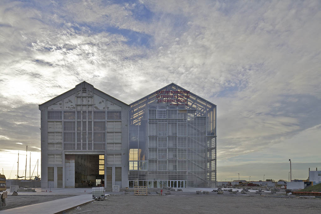 La imagen tiene un atributo ALT vacío; su nombre de archivo es BigMat-International-Architecture-Award-17-Grand-Prize-FRAC-Nord-Pas-de-Calais-by-Lacaton-Vassal-©-Philippe-Ruault.jpg