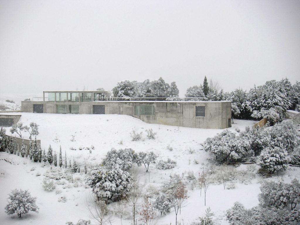 La imagen tiene un atributo ALT vacío; su nombre de archivo es Rufo-House-2009-©-Alberto-Campo-Baeza-1024x768.jpg