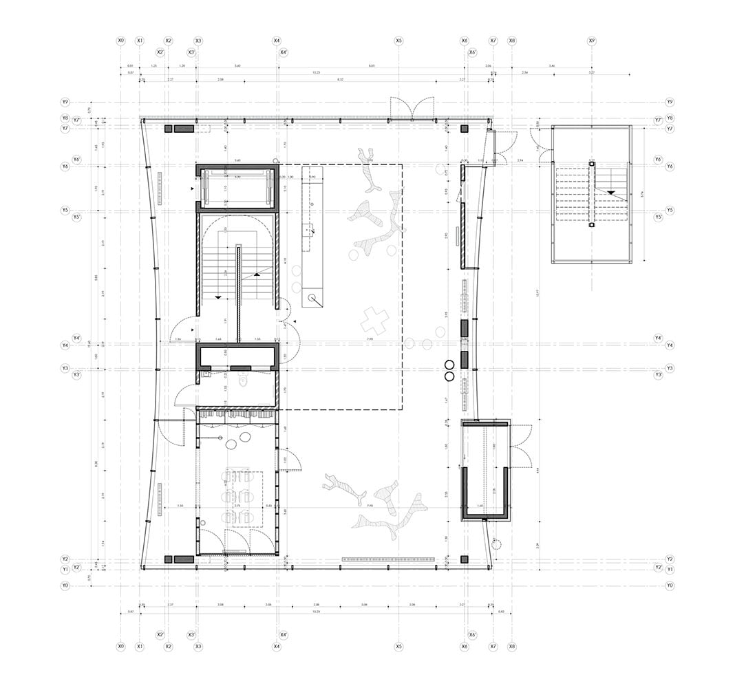 La imagen tiene un atributo ALT vacío; su nombre de archivo es Bruther-Cultural-and-Sport-Centre-Saint-Blaise-Paris-2010-2014-Plan-of-the-ground-floor.jpg